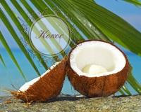 Масло кокосовое (нерафинированное)
