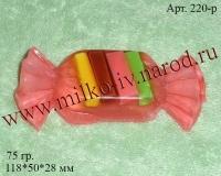 Полосатая конфетка